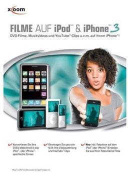 X-OOM Filme auf iPod und iPhone 3