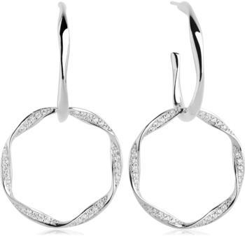Sif Jakobs Jewellery Cetara Due Ohrringe silber