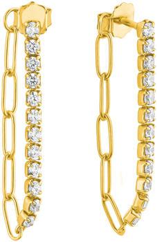 S.Oliver Ohrschmuck (6003823) gold