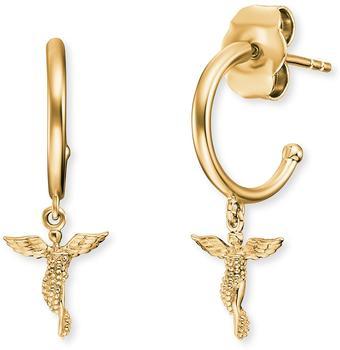 Engelsrufer Angel Hoop Earrings gold