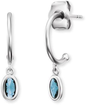 Engelsrufer Joynature Hoop Earrings blue