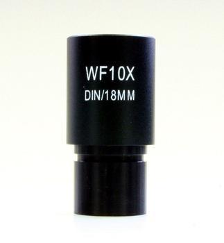 Bresser DIN-Weitfeld-Okular 10x (23 mm)
