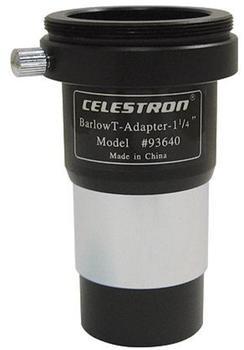 celestron-t-adapter-mit-barlow-linse-1-25