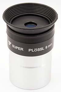TS Optics Super Plössl 9mm Brennweite