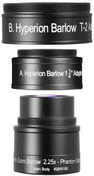 Baader Planetarium Hyperion Zoom Barlow 2,25 x