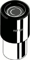 Novex Weitfeld-Okular HWF 10x/18