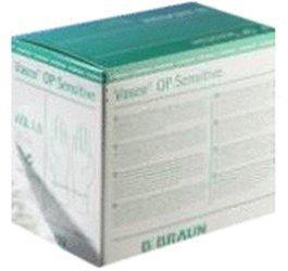 B. Braun Vasco Sensitive OP-Latexhandschuhe puderfrei Gr. 8,5 (2 Stk.)