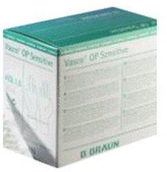 B. Braun Vasco Sensitive OP-Latexhandschuhe puderfrei Gr. 7 (2 Stk.)