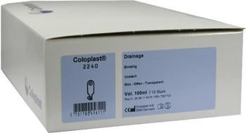 Coloplast Drainagebtl. 2240 (10 Stk.)