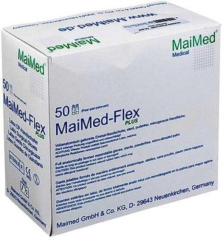 Dr. Junghans Medical Latex OP-Handschuhe puderfrei Gr. 7,5 (50 x 2 Stk.)