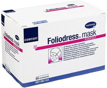 Hartmann Foliodress Mask Comfort Perfect grün (50 Stk.)