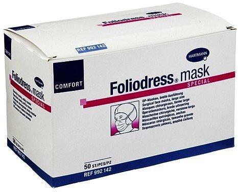 Hartmann Foliodress mask Comfort Special grün (50 Stk.)