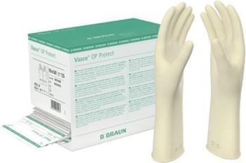 B. Braun Vasco OP Protect steril gepudert Gr. 6 (50 x 2 Stk.)