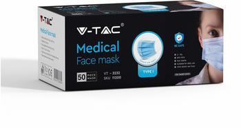 V-TAC Disposable Face Mask (50 pcs.)
