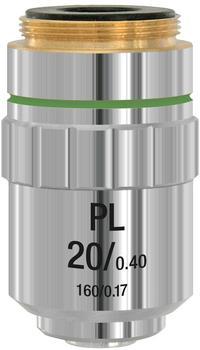 Bresser Objektiv planachromatisch DIN PL 20x/0.4 160/-