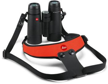 Leica Neopren-Trageriemen Sport signalorange