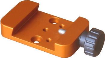 Geoptik Schwalbenschwanzklemme für GP Vixen 80mm