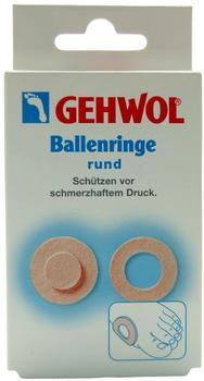 Gehwol Ballenringe rund (6 St.)