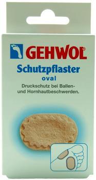 Gehwol Schutzpflaster Oval (4 Stk.)