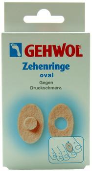 Gehwol Zehenringe Oval (9 St.)