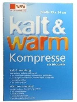 Wepa Kalt-warm Kompresse 13x14cm