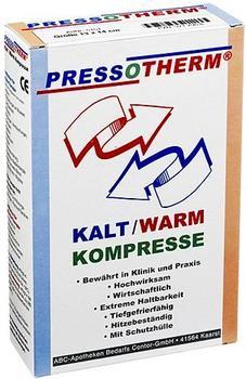 ABC Pressotherm Kalt-warm-kompresse 13 x 14 cm