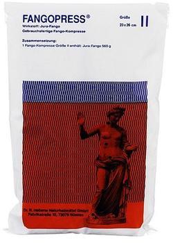 Kyberg Pharma Fangopress Gr.II 23 x 26cm Kompressen