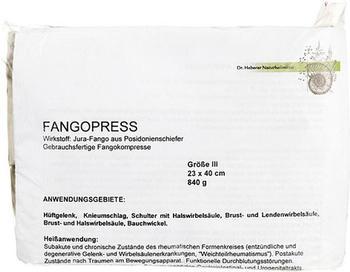 Kyberg Pharma Fangopress Gr.III 23 x 40cm Kompressen