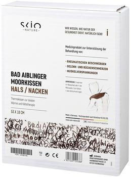 Scico Nature Moorkissen Bad Aiblinger Hals/nacken 18x53 cm (1 Stk.)