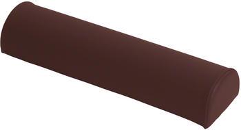 Sport-Tec Dreiviertelrolle Lagerungsrolle 60x15 cm Kastanie