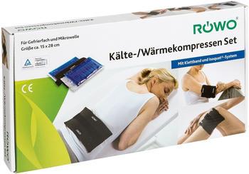 ENZBORN Röwo Kalt-Warm-Kompressen mit Klettbandage (1 Stk.)