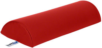 Sport-Tec Halbrolle Lagerungsrolle 50x18x9 cm Rot