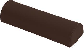 Sport-Tec Dreiviertelrolle Lagerungsrolle 50x15 cm Braun