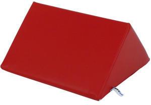 Sport-Tec Beinlagerungsdreieck 45x35 cm Rot