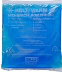 Axisis Kalt-warm Mehrfachkompresse 16 x 26 cm Lose