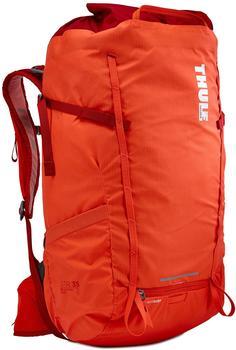Thule Stir 35L Women's Hiking Pack roarange