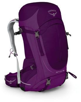 Osprey Sirrus 36 ruska purple