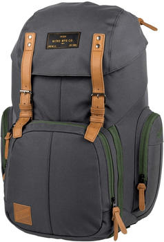 Nitro Weekender Backpack pirate black