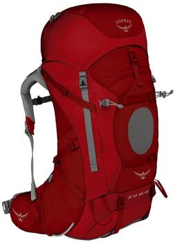 Osprey Ariel AG 65 M picante red