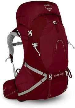 Osprey Aura AG 50 M gamma red