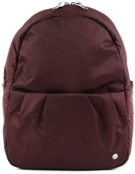 PacSafe Citysafe CX Anti-Theft Convertible Backpack merlot (20410)