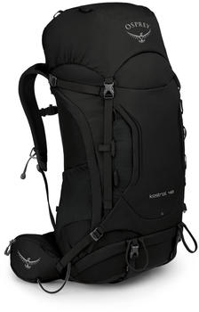Osprey Kestrel 48 S/M (2019) black