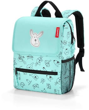 reisenthel-backpack-kids-cats-and-dogs-mint