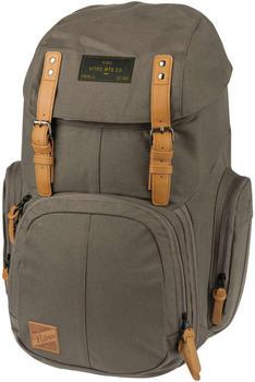 Nitro Weekender Backpack waxed lizard