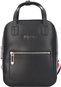 tommy-hilfiger-iconic-signature-logo-backpack-black