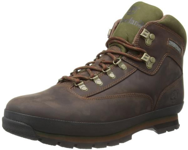 Timberland Heritage Leather Euro Hiker brown