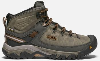 Keen Men´s Targhee III WP Mid black olive/golden brown