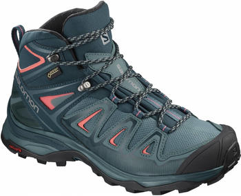 Salomon X Ultra 3 Mid GTX W hydro/reflecting pond/dubarry