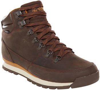 The North Face Back-To-Berkeley Redux Leather Chocolate Brown/Golden Brown