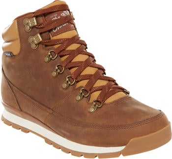 The North Face Back-To-Berkeley Redux Leather Dijon Brown/Tagumi Brown